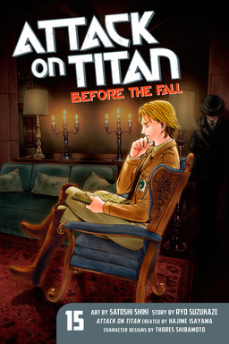 Attack on Titan: Before the Fall 15
