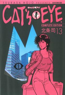 CAT'S EYE 13巻-電子書籍