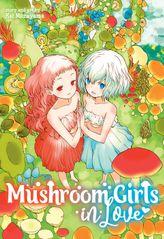 Mushroom Girls in Love