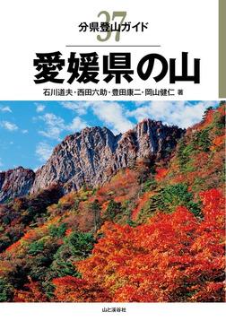 分県登山ガイド37 愛媛県の山-電子書籍
