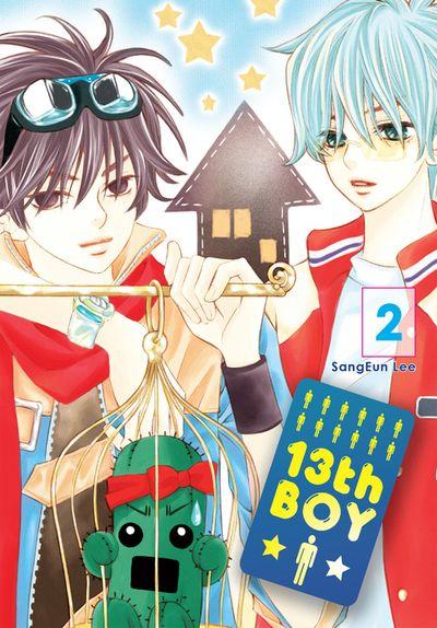13th Boy, Vol. 2