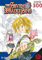 The Seven Deadly Sins Chapter 300