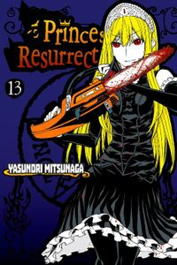 Princess Resurrection Volume 13