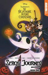 Disney Manga: Tim Burton's The Nightmare Before Christmas: Zero's Journey Book #1
