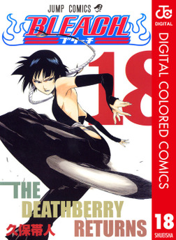 BLEACH カラー版 18-電子書籍