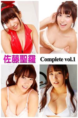 佐藤聖羅 Complete vol.1-電子書籍