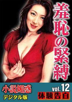 【体験告白】羞恥の緊縛 ~『小説媚惑』デジタル版 vol.12~-電子書籍