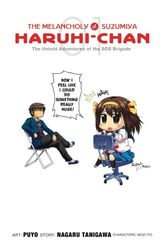 The Melancholy of Suzumiya Haruhi-chan, Vol. 1