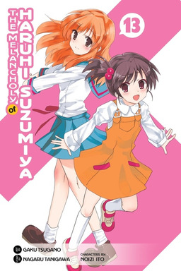 The Melancholy of Haruhi Suzumiya, Vol. 13