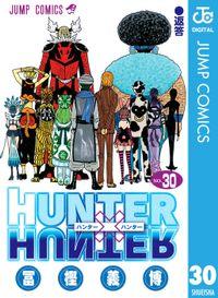 HUNTER×HUNTER モノクロ版 30