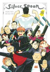 Silver Spoon, Vol. 15