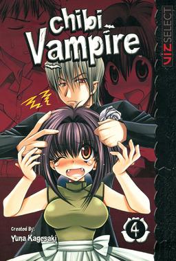 Chibi Vampire, Vol. 4