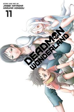 Deadman Wonderland, Vol. 11