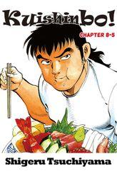 Kuishinbo!, Chapter 8-5