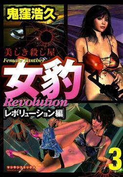 女豹 レボリューション編3-電子書籍