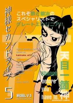 神様セカンドライフ第5巻-電子書籍