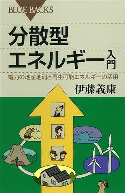 分散型エネルギー入門 電力の地産地消と再生可能エネルギーの活用-電子書籍