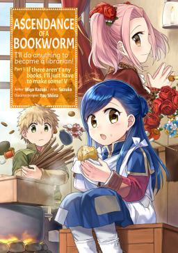 Ascendance of a Bookworm Volume 5