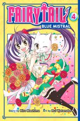 Fairy Tail Blue Mistral 4