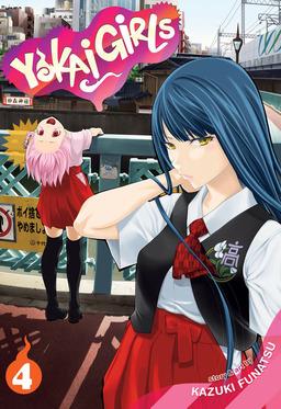 Yokai Girls Vol. 4