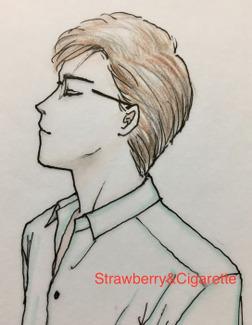 Strawberry&Cigarette-電子書籍