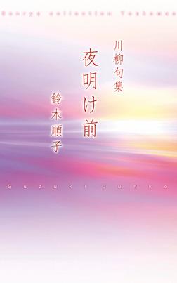 川柳句集 夜明け前-電子書籍