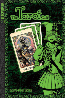 Tarot Cafe Volume 7