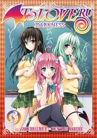 To Love Ru Darkness Vol. 3