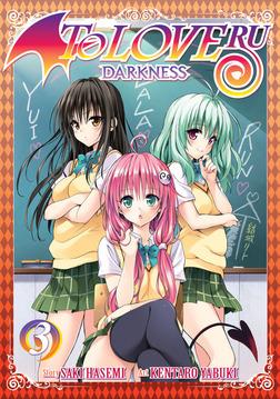 To Love Ru Darkness Vol. 3-電子書籍