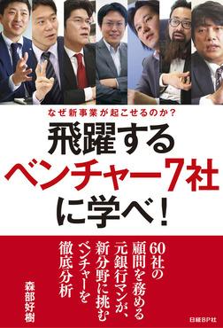 飛躍するベンチャー社7社に学べ!-電子書籍