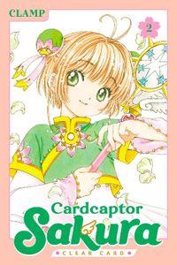 Cardcaptor Sakura: Clear Card Volume 2