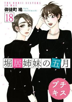 堀居姉妹の五月 プチキス(18)-電子書籍