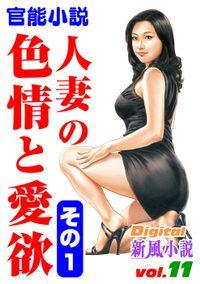 【官能小説】人妻の色情と愛欲 その1~Digital新風小説 vol.11~