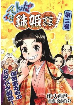 おてんば珠姫さま!(2)-電子書籍