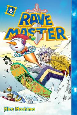 Rave Master Volume 6-電子書籍