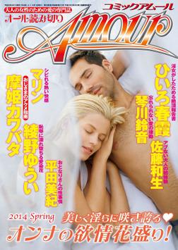 コミック・アムール 2014年4月号-電子書籍