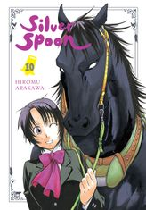 Silver Spoon, Vol. 10
