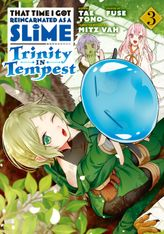 That Time I Got Reincarnated as a Slime: Trinity in Tempest 3