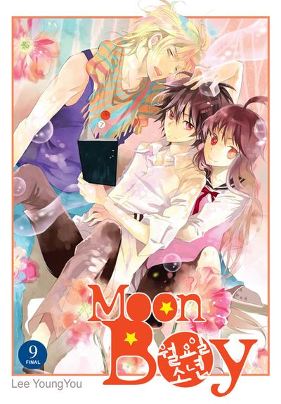 Moon Boy, Vol. 9