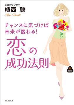 恋の成功法則-電子書籍