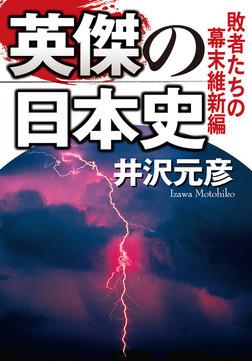 英傑の日本史 敗者たちの幕末維新編-電子書籍