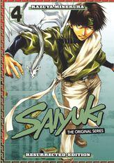 Saiyuki 4