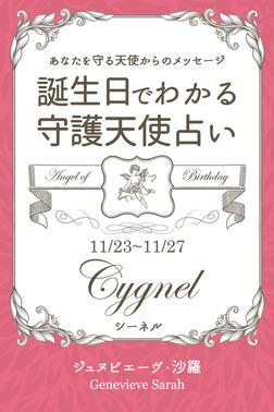 11月23日~11月27日生まれ あなたを守る天使からのメッセージ 誕生日でわかる守護天使占い-電子書籍