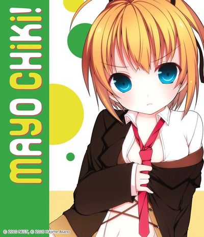 Mayo Chiki! Vol. 1: Bookshelf Skin [Bonus Item]
