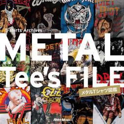 METAL Tee's FILE メタルTシャツ図鑑-電子書籍
