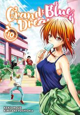 Grand Blue Dreaming Volume 10