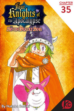The Seven Deadly Sins Four Knights of the Apocalypse Chapter 35