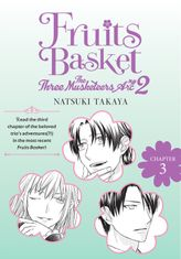 Fruits Basket: The Three Musketeers Arc 2, Chapter 3