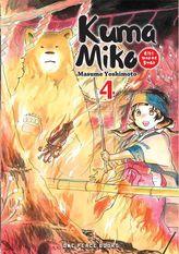 Kuma Miko Volume 4