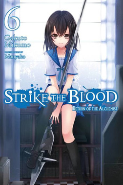 Strike the Blood, Vol. 6-電子書籍